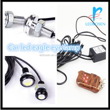 China factory hot sale reversing lamp 10W LED auto car eagle eye light ,head light,down light