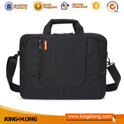 "Factory supply metal case for 11.6"" chromebook leisure laptop bag with competitive price"