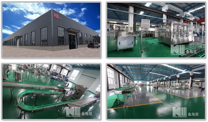 Soft Beverage Filling Bottling Equipment / Production Line