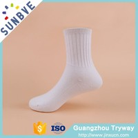 Wholesale cotton sex young girl tube school socks