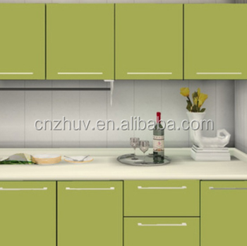 ZHIHUA modern design commerical kitchen cabinet