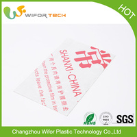 High Temperature Resistant Surface Protection Temporary Stainless Steel Vinyl Film