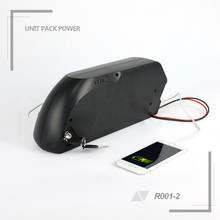 High quality electric scooter parts ebike battery 36v 17ah phylion akku xh259-10j for 250w motor kit
