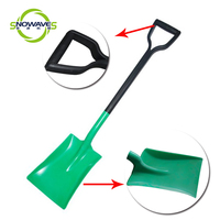 Garden tools long wooden handle shovel