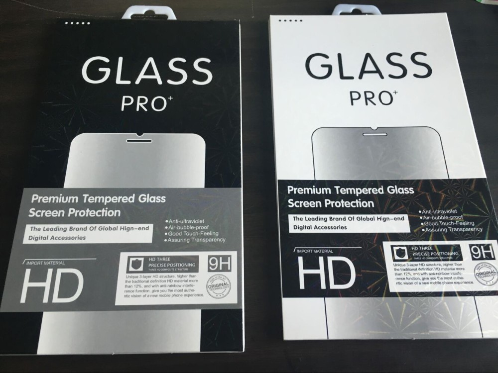 2017 New Arrival Tempered Glass Screen Protector For Lenovo Vibe P2