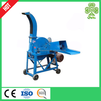 Hot sale agricultural machinery forage chopper machine / chaff cutter