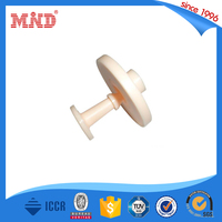 MDAT12 Customized Cattle Tracking 125khz RFID Animal Ear Tag