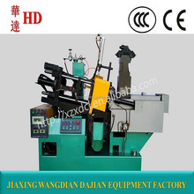 PLC Full automatic Hot Chamber Die Casting Machine for metal parts (zinc/lead/Tin)