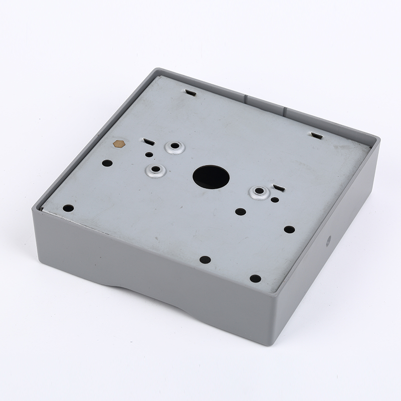 OEM Shenzhen Stamping Factory Aluminum Project Box For Electronic