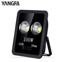 Aluminum outdoor ip66 100 watt led flood light housing