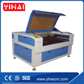 rubber CO2 laser engraving machine for wood,plastic,leather,fabric for export