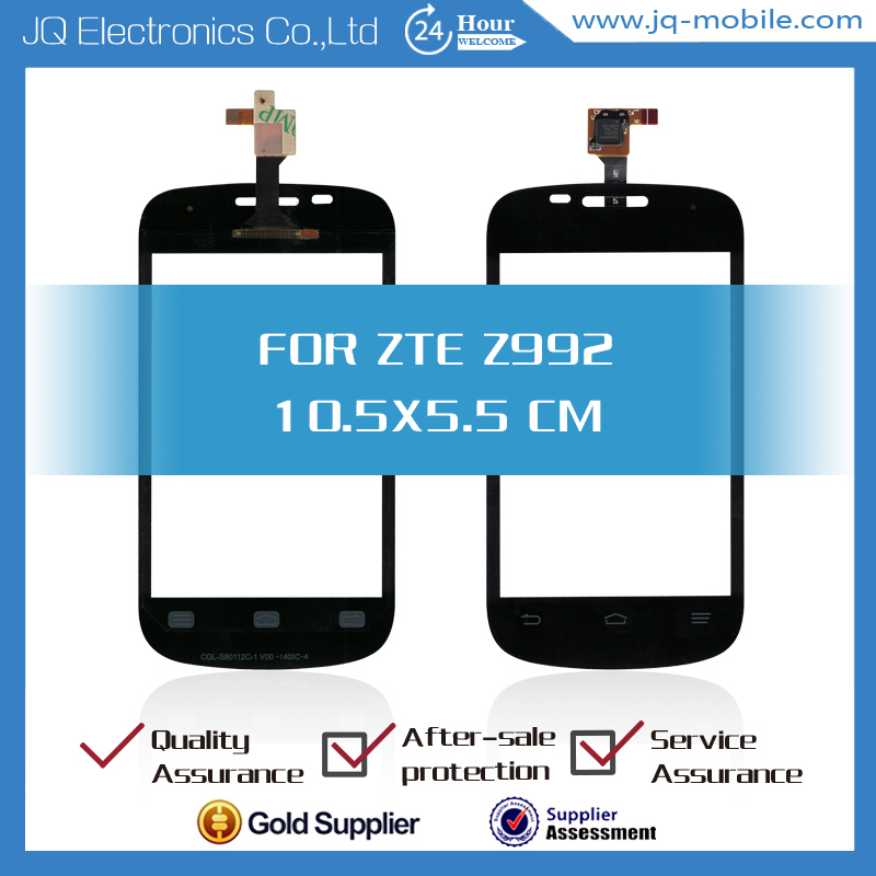 Factory price cell phone display touch screen for zte z992