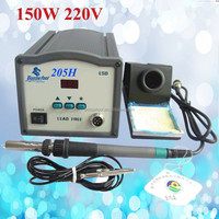 150W High Quality Bossetool 205H ESD Soldering Iron to Plastic Parts