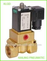 KL0311 4 way solenoid valves for air compressor/DC24V,DC12V,AC110,AC120V