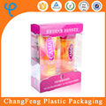 Custom shampoo foldable plastic storage box