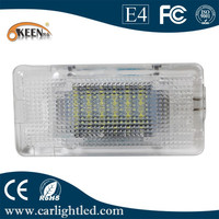 Factory supply car led trunk lights for BMW E36/E38/E39/E46/E60/E60