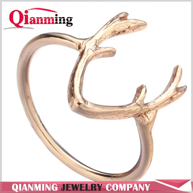 New coming custom design open finger ring from China