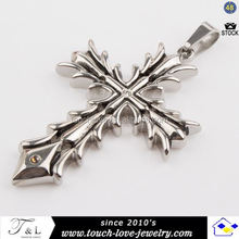 factory stainless steel hip hop pendant in stock pretty music pendant