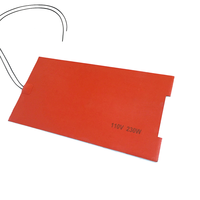 Silicone Rubber Heater for Electric <strong>Heating</strong>