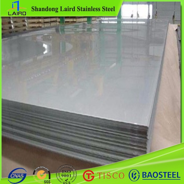 Hot sale mill test certificate stainless steel 310 sheet prices