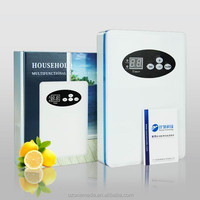 negative ion products,home ozone sterilizer,fruit and vegetable purifier ozonizer