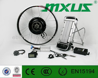 MXUS direct drive hub high speed motor,geared motor