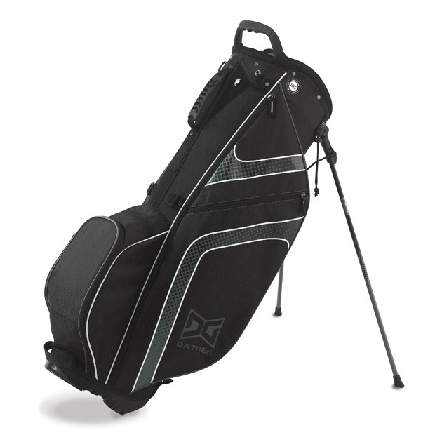 Datrek Go-Lite 14 Stand Bag - Charcoal/Black/White