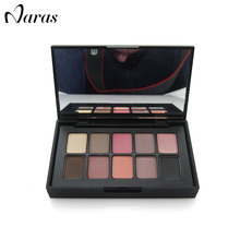 Professional! Dating Holiday 13 colors Makeup Case cosmetics eyeshadow in Eye Shadow