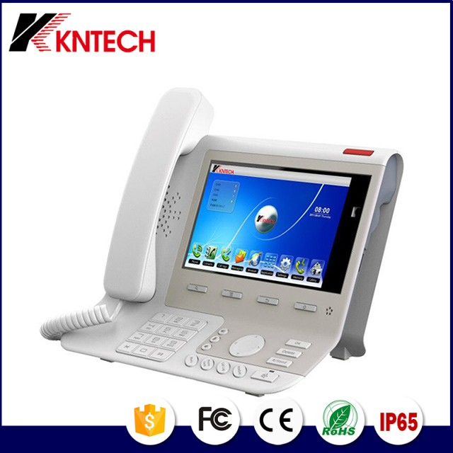 IP Phone Video Telephone VoIP Office Intercom System PL360