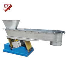 Small Vibrating Plate Feeder