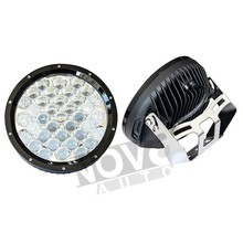 LED Driving Lamps Motorcycle LED Running Lights in Round 9 inch 111watts