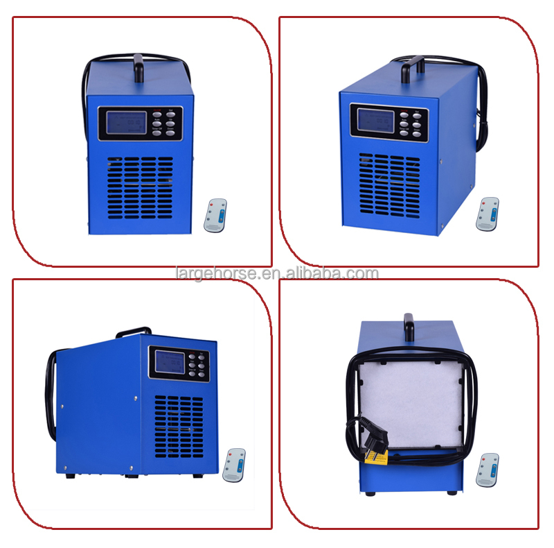 New 3.5g, 5g, 7g, 15g, 20g portable Ozone generator with programable timer / ozonator / Ozone air purifier