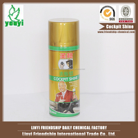 Wholesale goods from China Cockpit Bright Car Dashboard Shine Spray