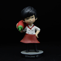 Custom New Cheap Injection Action Figure Vinyl Custom PVC Figurine