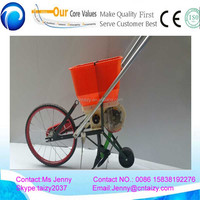 Multifunction manual hand wheat rice maize seeder sowing machine
