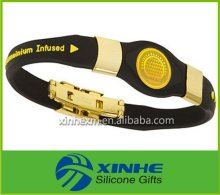 Stylish and Fashion silicone ion band for health