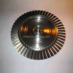 Hot sale manufacturer locomotive diesel engine turbine disc
