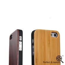 Factory wholesale high quality Genuine wood carving us flag natural wood bamboo wooden hard case cover for iphone 5g