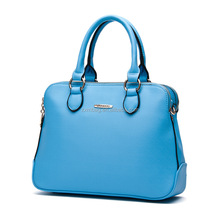2015 fashion Hot sale fashion pu leather ladies handbag sets women bag for work made in china