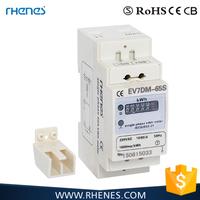 Single phase 2 module digital electric meter hack power meter