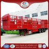 for sale china van semi-trailer steel cargo trailer