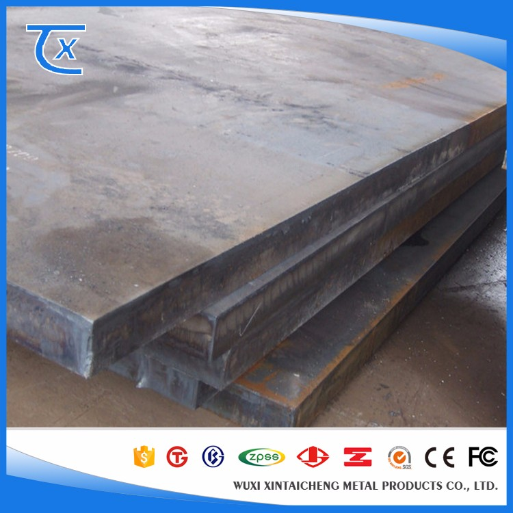 Hot rolled structure steel fabrication ss400 st37 s275 astm a36 a36m carbon sheet plate