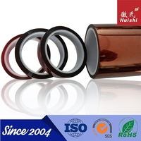 High Temperature Silicone Adhesive 3D Printer Polyimide Tapes