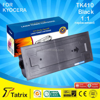 TK-410 for Kyocera laser printer ,compatible toner cartridge TK-410 ,with ISO SGS CE STMC ROHS Certificates