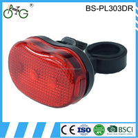 cycle accesories waterproof safety bicycle rear light