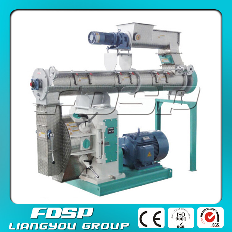 CE approved chicken feed making machine