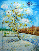 Wholesale Wall Art Decorative Hand painted Impression Copy Famous Artist Van Gogh Canvas Landscape Oil Painting Reproduction