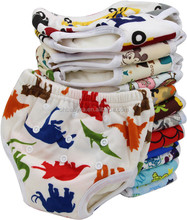 Ohbabyka washable bamboo training pants reusable pull up diapers