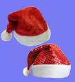 2017 Funny Party Hats Christmas Theme Santa Hats for Adults