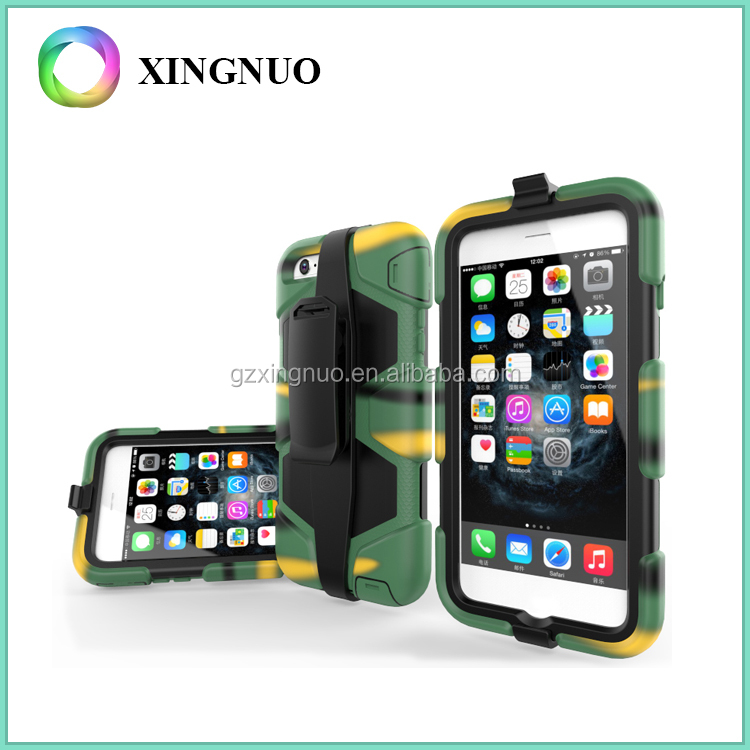 Mobile Accessories Rugged Case for iPhone 6 Plus